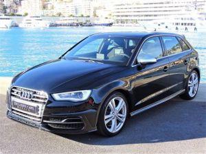 Audi S3 SPORTBACK 2.0 TFSI QUATTRO - MONACO Vendu