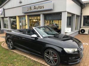 Audi S3 TFSI 300 CH QUATTRO S-TRONIC Occasion