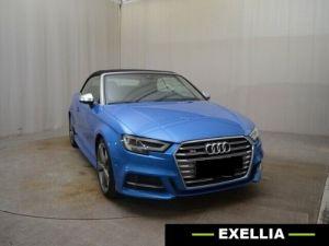 Audi S3 TFSI CABRIO S tronic  Occasion