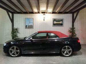 Audi S5 CABRIOLET 3.0 TFSI 333 CV QUATTRO BVA Vendu