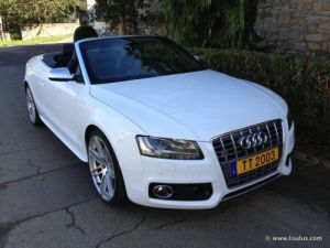 Audi S5 Cabriolet 3.0 TFSi Stronic Occasion
