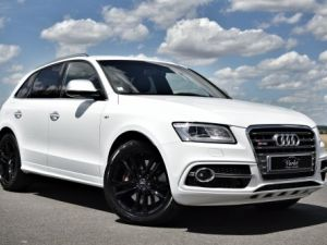 Audi SQ5 COMPETITION QUATTRO 3.0 TDI 326ch TIPTRONIC Véritable 1ère Main Full Histo. AUDI Vendu
