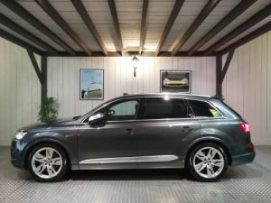 Audi SQ7 4.0 TDI 435 CV QUATTRO BVA 7PL Vendu