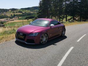 Audi TT RS Coupé 2.5 TFSI Vendu