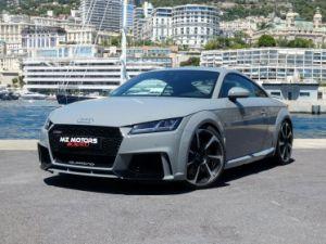 Audi TT RS COUPE 2.5 TFSI 400CH QUATTRO S TRONIC 7 Vendu