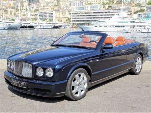 Bentley Azure CABRIOLET 456 CV - MONACO Vendu