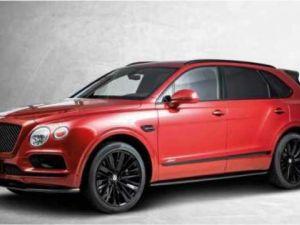 Bentley Bentayga Speed Occasion