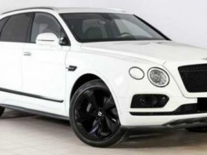 Bentley Bentayga V12 6.0 Onyx Black Specification  Occasion