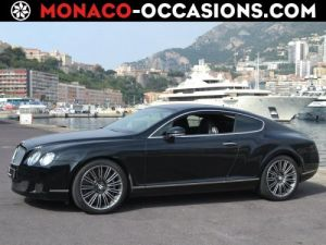 Bentley Continental GT 6.0 Speed Occasion