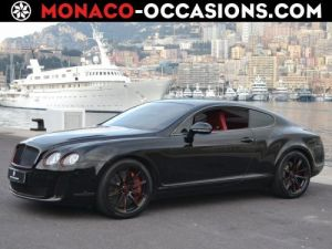 Bentley Continental GT 6.0 Supersport Occasion