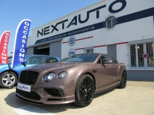 Bentley Continental GT 6.0 SUPERSPORTS 710CH Occasion