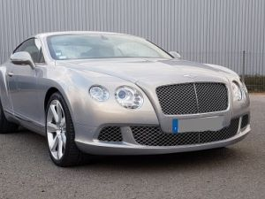 Bentley Continental GT CONTINENTAL - II GT COUPE 6.0 W12 575 BVA  Occasion