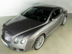Bentley Continental GT Coupe 6.0 W12 SPEED caméra Occasion