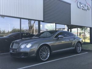 Bentley Continental GT Speed 510 cv Vendu