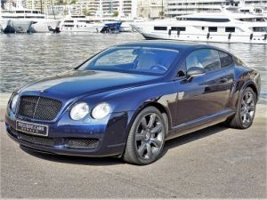 Bentley Continental GT W12 - MONACO Occasion