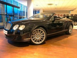 Bentley Continental GTC 6.0 Speed Occasion