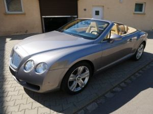 Bentley Continental GTC 6.0 W12 560 Auto. Occasion