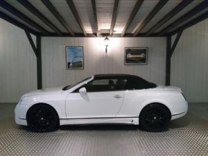 Bentley Continental GTC 6.0 W12 560 cv Vendu