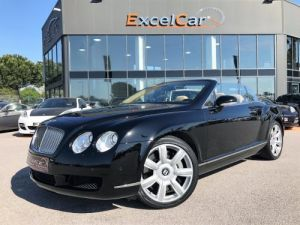 Bentley Continental GTC  6.0L W12 565 TIPTRONIC Occasion
