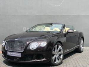 Bentley Continental GTC Cabriolet Occasion