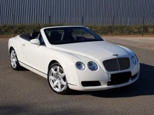 Bentley Continental GTC cabriolet GTC MULLINER 6.0 W12 Occasion