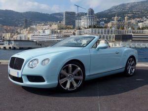 Bentley Continental GTC II V8 CABRIOLET 507 CV Vendu