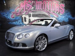 Bentley Continental GTC Speed Occasion