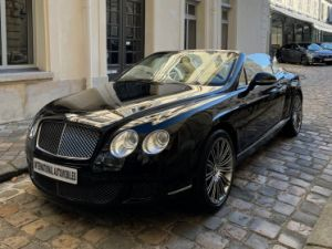 Bentley Continental GTC SPEED V12 Occasion