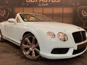 Bentley Continental GTC V8 4.0 507 ch Occasion