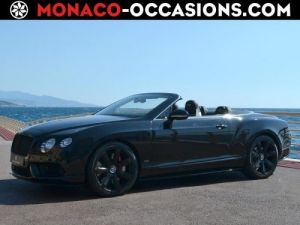 Bentley Continental GTC V8 4.0 S Occasion