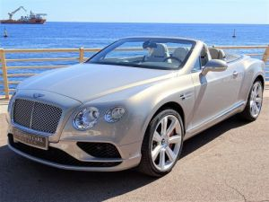 Bentley Continental GTC W12 BITURBO CABRIOLET 590 CV Vendu