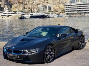 BMW i8 COUPE PURE IMPULSE 362 CV   -  MONACO Occasion