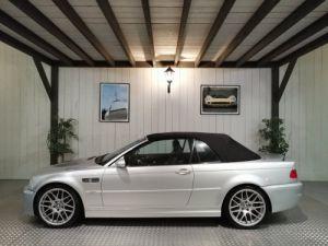 BMW M3 E46 CABRIOLET 343 CV BV6 Occasion