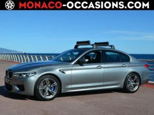 BMW M5 4.4 V8 600ch M Steptronic Euro6d-T Occasion