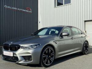 BMW M5 4.4 V8 BI-TURBO 600ch (F90) BVA8 Occasion