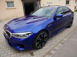 BMW M5 (F90) 4.4 V8 600 xDrive, Accès confort, ACC, Cam 360°, Échappement, B&W Occasion