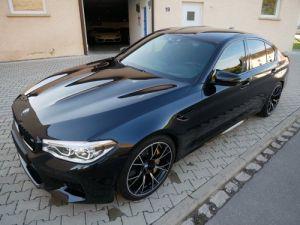 BMW M5 xDrive Pack Competition, Freins céramique, Divertissement arrière Occasion