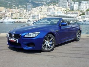BMW M6 Cabriolet 560 CV DKG7 Drivelogic Vendu