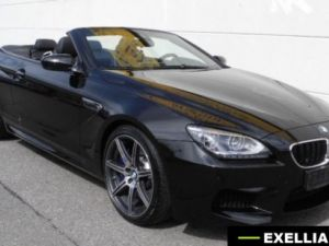 BMW M6 CABRIOLET PERFORMANCE  DKG7 Occasion