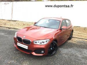 BMW Série 1 116i 109ch M Sport 5p Euro6d-T Occasion