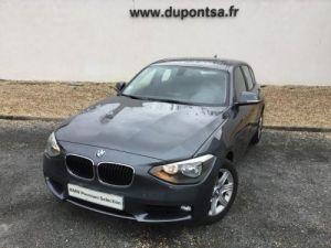 BMW Série 1 116i 136ch Lounge Plus 5p Occasion