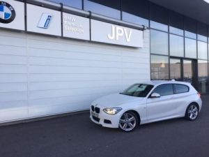 BMW Série 1 118dA 143ch M Sport 3p Occasion