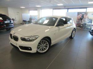 BMW Série 1 118dA 150ch Sport 3p Occasion