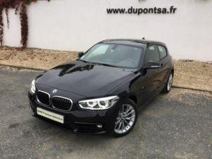 BMW Série 1 118iA 136ch Sport 3p Occasion