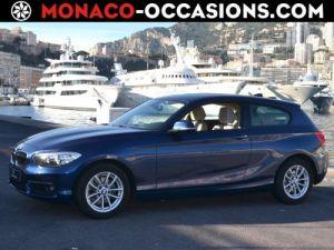 BMW Série 1 120dA xDrive 190ch Lounge 3p Occasion