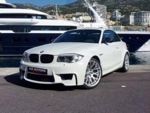 BMW Série 1 E82 COUPE M M1 3.0 340 CV SERIE LIMITEE 062/100 Occasion