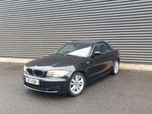 BMW Série 1 serie e88 cabriolet 118d bv6 Occasion