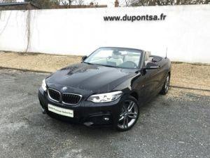 BMW Série 2 220dA 190ch M Sport Euro6c Occasion