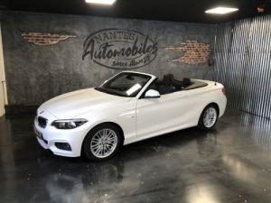 BMW Série 2 220i pack M Occasion