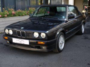 BMW Série 3 BMW 320I CABRIOLET E30 WORLDINE / 117000 KMS / BVM / VOLANT M Occasion
